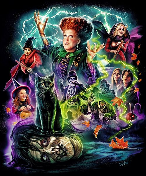 20 Movies To Watch With Your Kids ThisHalloween
